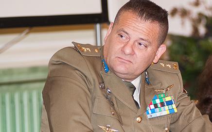 Una vita per la Patria 2017 - Tenente Colonnello Gianfranco Paglia - Esercito Italiano