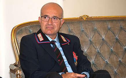 Una vita per la Patria 2016 - Vice Brigadiere (cong.) Vincenzo Cuccia - Arma dei Carabinieri
